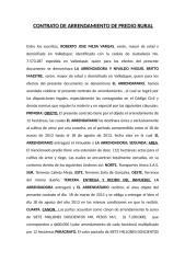 contrato de arrendamiento de predio rural robert un periodo.docx