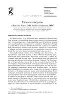 Thoracic empyema.pdf