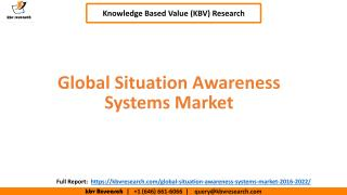 Situation Awareness Systems Market.pdf