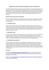 Benefits of commercial real estate management service.pdf