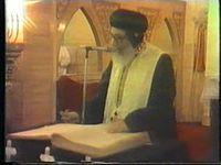 مراثى ارميا الانبا يؤانس اسقف