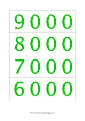 number cards - place value.pdf