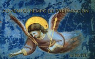 Adviento & Navidad - Pinturas de Il Giotto Di Bondone.pps