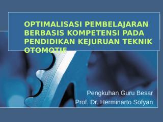 Pengukuhan Prof Hermin.ppt