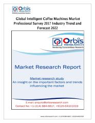 Global Intelligent Coffee Machines Market Professional Survey 2017 Industry Trend and Forecast 2022.pdf