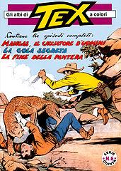 Gli Albi di Tex a colori - Serie V n 06 (Mercury 2002-01) [c2c Ciupie e Dinofelix].cbr
