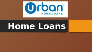 Home Loans.pptx