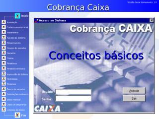 Cobranca CAIXA.pps