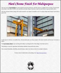 Hard Chrome Finish For Multipurpose.pdf