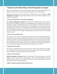 7 Questions to Ask When Hiring a Family Photographer Los Angeles.pdf