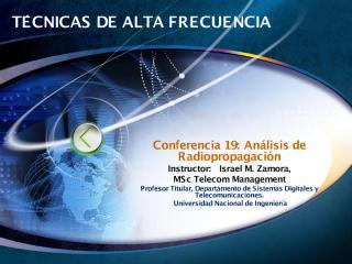 Lecture 19 Análisis de Radiopropagación - P1.pdf