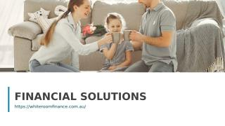 FINANCIAL SOLUTIONS.ppt