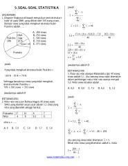 9. Soal-soal Statistika.pdf